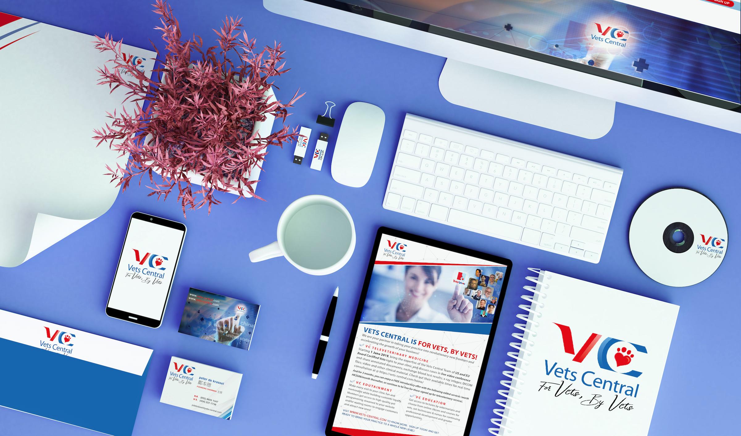 INAEC Corporate Identity Redesign